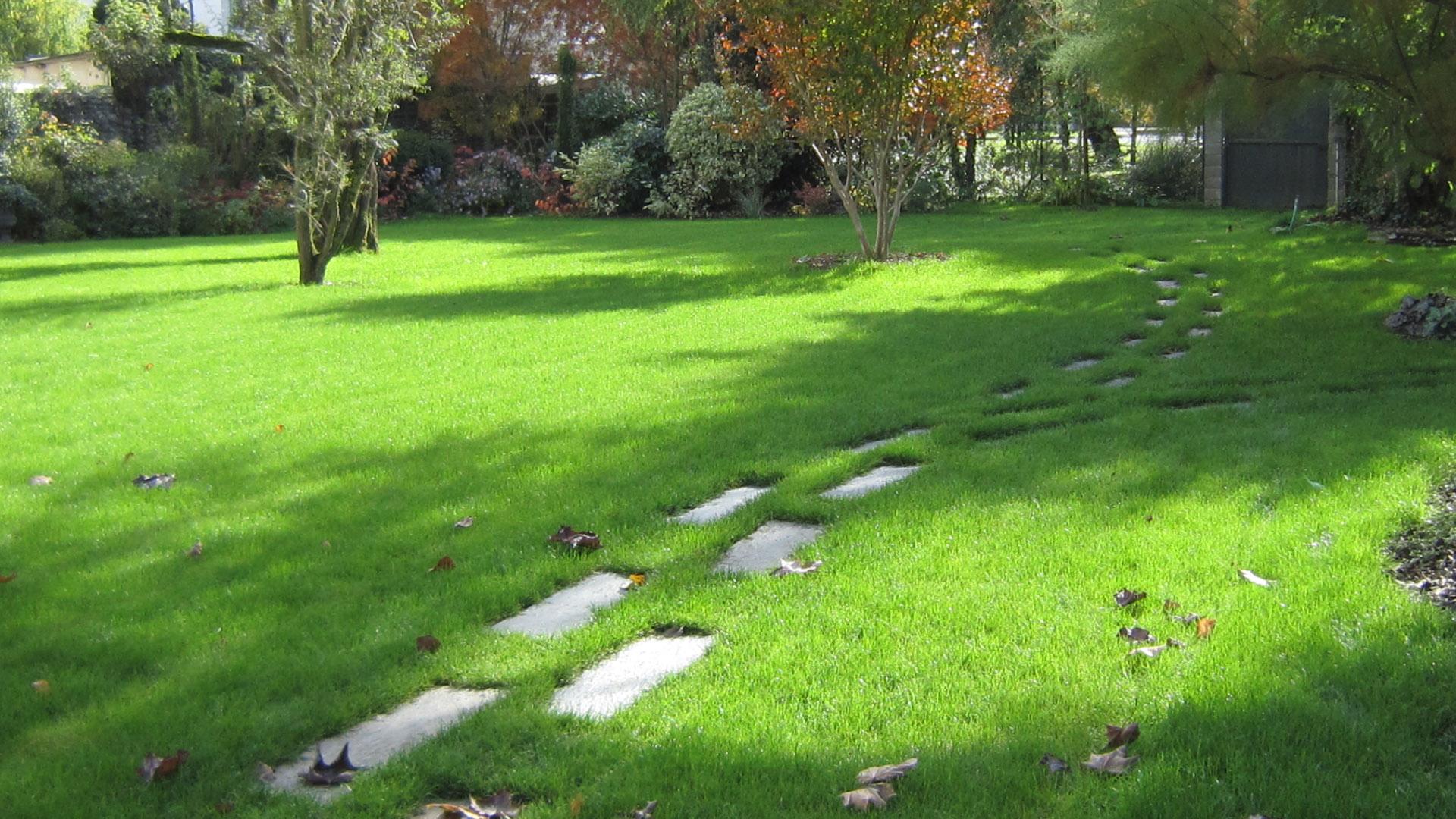 Comment entretenir les espace ext rieurs travaux entretien et r novation Image jardin paysager
