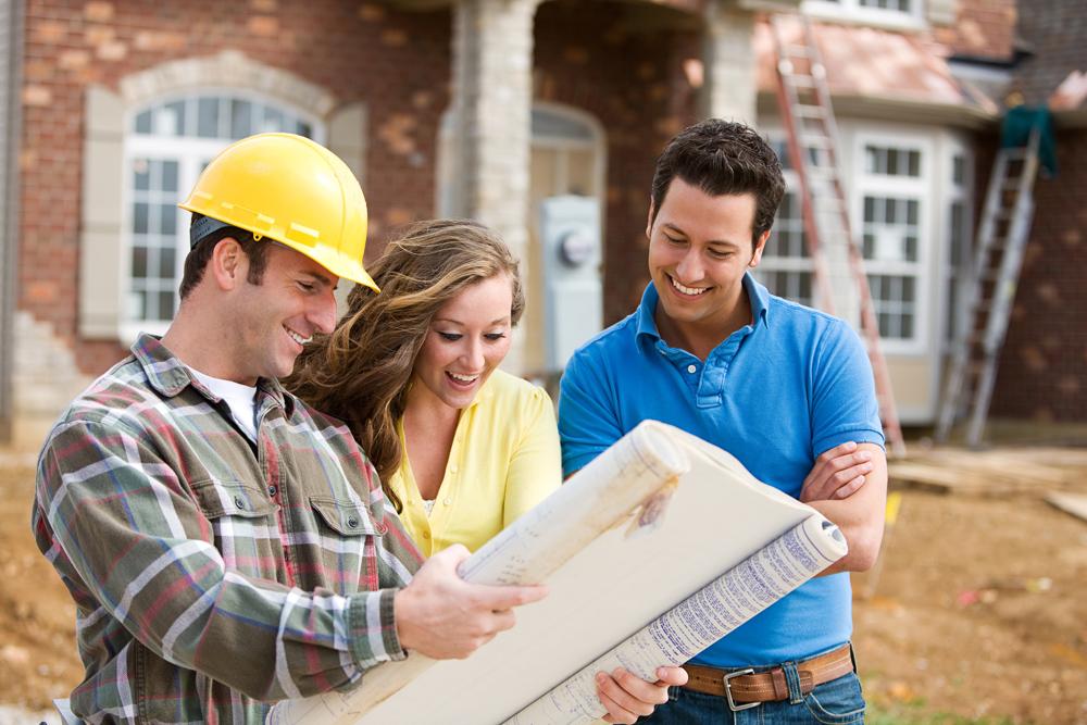 Renovation de maison ou condo neuf avec contracteur exterieur