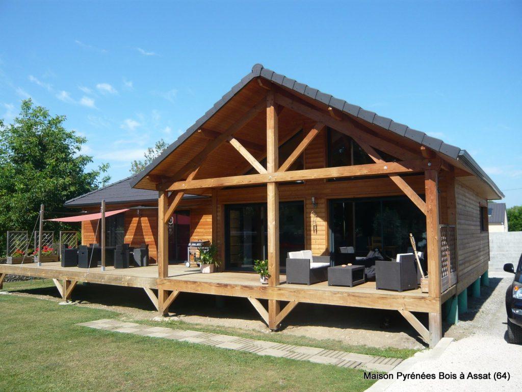 comment construire sa maison en bois with fabriquer sa maison en bois - Construire Sa Maison En Bois Combien Ca Coute